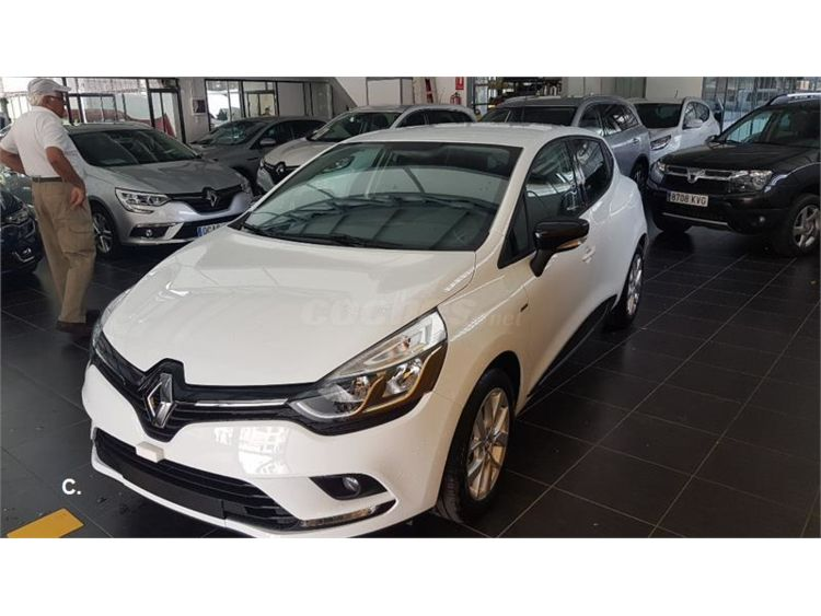 Renault clio Limited TCe 66kW 90CV 18 5p foto 2