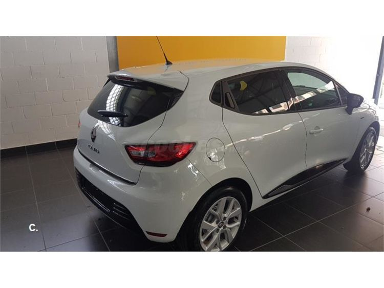 Renault clio Limited TCe 66kW 90CV 18 5p foto 5