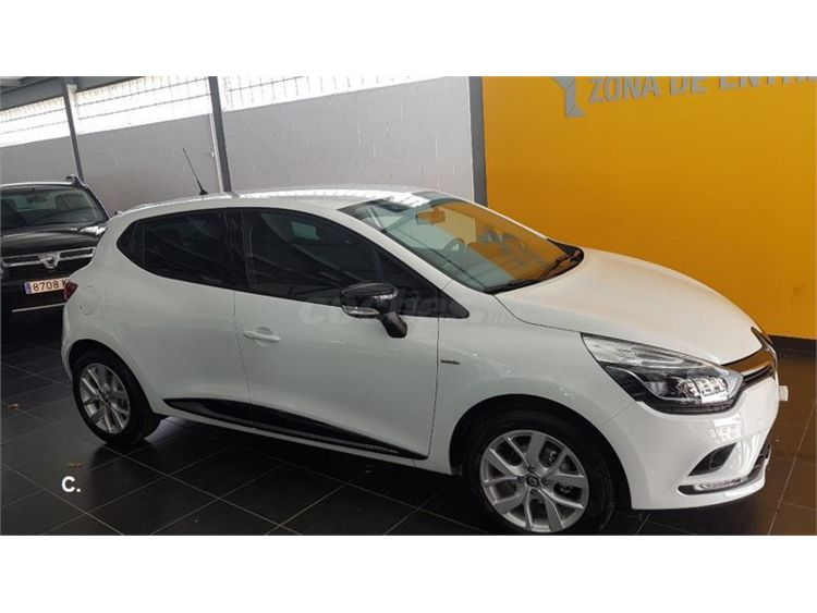 Renault clio Limited TCe 66kW 90CV 18 5p foto 4